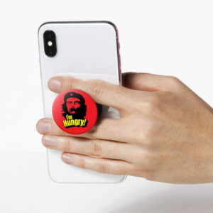 Hungry comrade buy funny anti communist pop socket grip in india red